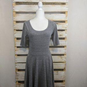 """Lularoe """" Nicole """" dress size medium"""